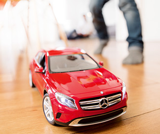 Boutique Mercedes-Benz